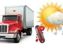 Доставка сборных грузов с температурным режимом